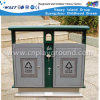 Outdoor Environment Protection Waste Bin for Sale (HD-18411)