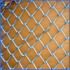 Galvanized Diamond Chain Link Wire Mesh