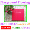 Playground Flooring Safety Mat Rubber Tile with En1177