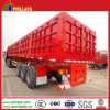 3axles 40-60ton Tipper Semi Trailer Side Dumper