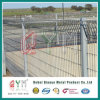 Brc Colorful Roll Top PVC Coated Welded Wire Mesh Brc Fence