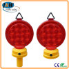 Road Safety Barricade LED Warning Lights