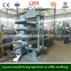 Rubber Floor Mat Making Line/Rubber Tile Vulcanzier