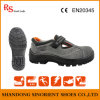 Plastic Toe Cap Women Safety Shoes for Summer Sns739