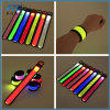 LED Sports Slap Wrist Strap Bands Wristband Light Bracelet Party