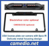 American USA Night Vision Car License Plate Frame Rearview Camera Cm-315b