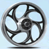 Motorcycle Wheels Produced in China