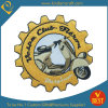 Custom Car/Motorbike Embroidery Patches with Gearwheel