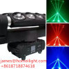 2015 New 8 Eyes LED Spider Moving Head 10 Watts RGBW 4 in 1