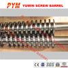 Bimetalic Twin Screw Barrel for 45/90 for PVC PC Material Screw Cylinder Screw Tube