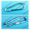 Galvanized DIN5299d Snap Hooks with Nut