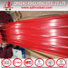 Dx51d Color Coated Corrugated Metal House Roofing Sheet