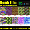 Auto Doodle Film Sticker, Bomb Cartoon Graffiti Art Vinyl, Decal Sticker (B-05~B-14)