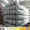 Screw Cold Rolled Pre Galvanized Steel Pipe