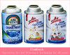 Garden Freshener Aerosol Can with 4 Color Printing