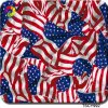 Tsautop Newest American Nation Flag Hydro Dipping Film 50cm
