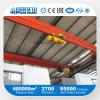 Lda Electric Hoist Light Duty Single Girder Bridge Overhead Crane
