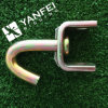 50mm 5t Single J Swivel Hook