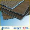 Wood Veneer Aluminum Honeycomb Panel for Decoration