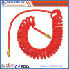 Competitive Price Good Flexible PU Coil Hose with Fittings