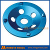 PDC Cups Grinding Segmented Disc/PCD Cup Wheel