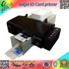 Automatic Inkjet ID Card Printer Continuous Card Printing Machine