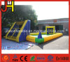 Large Soap Soccer Field Inflatable Football Arena