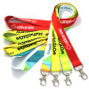 Custom Printed Neck Polyester Nylon Lanyard