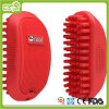 Red Color Dog Cleaning Brush Pet Brush