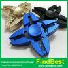 Fs034 Crab Metallic Aluminum Alloy Fidget Hand Finger Four Spinner Toy Hand Spinner Factory