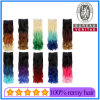 Factory Is Wholesale Human Mix Color Hair Extension