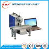 Portable Fiber Laser Marking Engraving Machine on Metal
