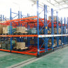 Warehouse Storage Movable Pallet Rack for Cold Store