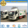 Small 6 Wheels Foton 5 T Refuse Truck 5 M3 Garbage Compress and Transport Truck