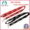 Wholesale Promotional Screen Printing Lanyard with Double Swivel Hook