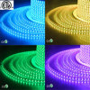 ETL 120V LED Ribbon 220V 5050 RGB LED Strip Lighting