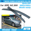Automotive Auto Parts 100% Matched Vent Visor for Audi A4l 2010