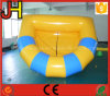 Inflatable D Shape Trampoline for Sale
