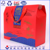 Custom Color Printing Gifts Packaging Box Paper Bags with Silk Handle
