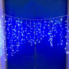 LED Icicle Holiday Light (216 LEDs) for Christmas Wedding Decoration