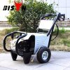 Bison Gasoline Portable Pressure Washer with Rechargeable Battery