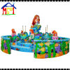 12 Seats Beauty Fish Roundabout Swing Kiddy Ride Electric Toy