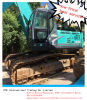 Used Crawler Excavator Kobelco Sk350LC-8 in Stock