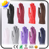 Colorful Cotton and Nylon Knitted Fashion Gloves