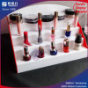 Fashion Durable Handmade Rotating Acrylic Nail Polish Rack Display