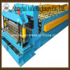 Glazed Metal Roof Tile Making Steel Profile Roll Forming Machine