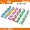 Colored Plastic EVA Foam Wall Corner Guard