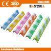 Colored Plastic EVA Foam Wall Corner Guard