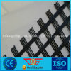 PVC Coated Warp Knitted Woven Biaxial Polyester Geogrid