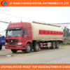 China 12 Wheels 37cbm Chemical Transport Truck for Sale